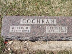 Wertis M. Cochran