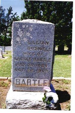 Lillian <I>Boswell</I> Bartle
