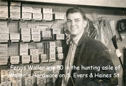 Ferris Waller