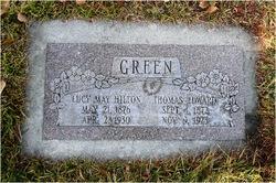 Lucy May <I>Hilton/Green</I> Mortensen