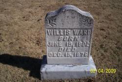 Willis Monroe Ward