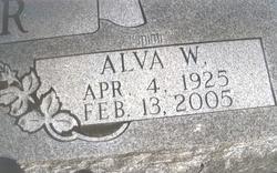 """Alva """"Baby"""" <I>Winkler</I> Fryer"""