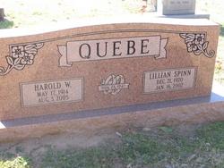 Harold Quebe