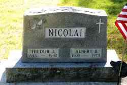 Hildur Johndine <I>Ager</I> Nicolai