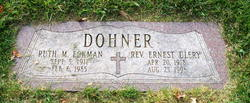 Ruth M <I>Eckman</I> Dohner