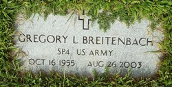 Gregory L Breitenbach