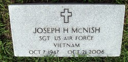 Joseph H McNish