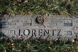 Florence Ann <I>Swords</I> Lorentz
