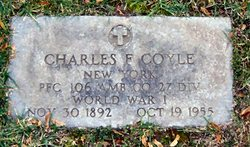 PFC Charles F. Coyle