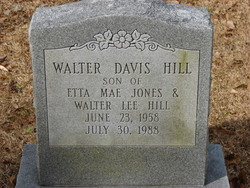 Walter Davis Hill