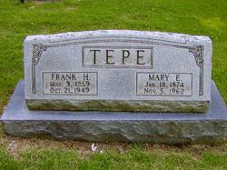 Mary Elizabeth <I>Williams</I> Tepe