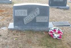 """Alva A """"Smiles"""" Dovel"""