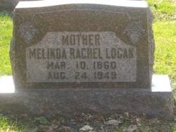 Malinda Rachel <I>Garrett</I> Logan