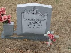 Carlisa <I>Nelson</I> Aaron