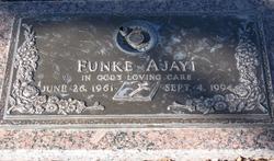Funke Beth <I>Lowo</I> Ajayi