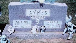 Myrtle <I>Hovis</I> Aynes