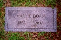 Mary Elizabeth <I>Huyck</I> Dorn