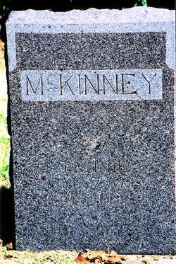 "Mary Melinda Tennessee ""Tennie"" <I>Gage</I> McKinney"