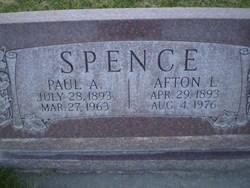 Paul Alexander Spence