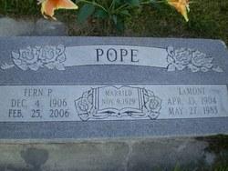 Lamont Pope