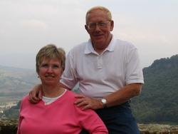 Gary  and Jan Watts