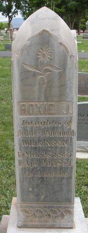 Roxie J Wilkinson