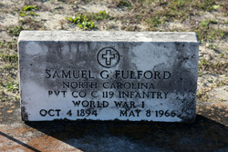 Samuel Goodman Fulford
