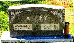 Alma Rene <I>Timmons</I> Alley