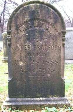 Mary Ann <I>Cobb</I> Bradford