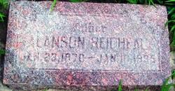 Adam Alanson Reidhead