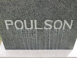 Harvey Benton Poulson