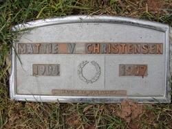 Mattie Viola Christensen