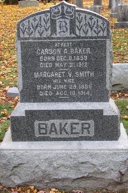 Margaret V <I>Smith</I> Baker