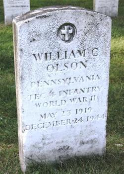 William C Olson