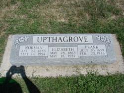 "Edgar Franklin ""Frank"" Upthagrove"
