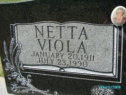 Netta Viola <I>Limpert</I> McKee