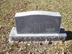 Earl Holland