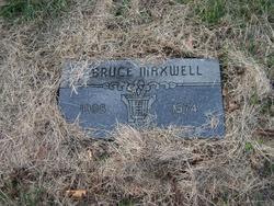 Bruce Maxwell