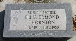 Ellis Edmund Thornton