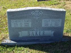 Clarence Elmer Baker