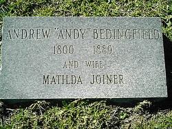 "Andrew ""Andy"" Bedingfield"