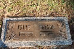 Kathleen <I>Frink</I> Batson