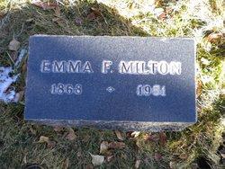 Emma F. Milton