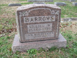 William Warren Barrows