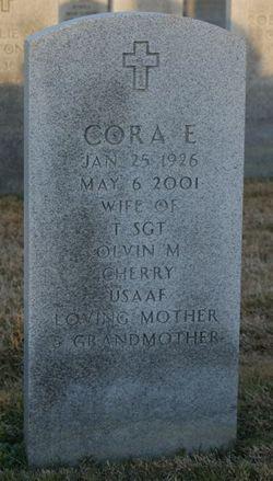 Cora Estelle <I>Blount</I> Cherry
