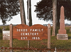 Seeds Family Cemetery