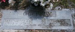 "Sara Victoria ""Sallie"" <I>Queen</I> Oglesby"