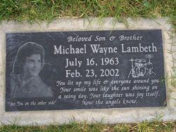 Michael Wayne Lambeth