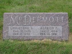 Alfred F McDermott