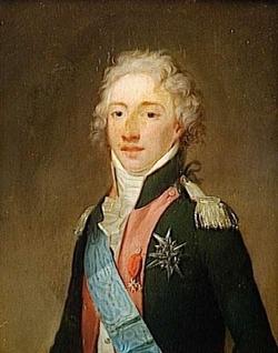 """Louis-Antoine """"Louis XIX."""" de Bourbon"""